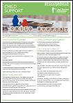 Child Support Factsheet PDF 195 kB