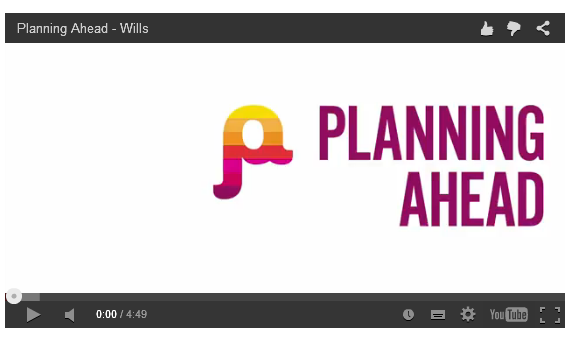 View SA Health Planning Ahead video