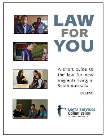 Law for You Booklet (Burmese)
