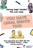 You Have Legal Rights Too Poster