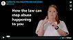 Domestic and Family Violence Prevention Video