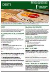Debts Factsheet